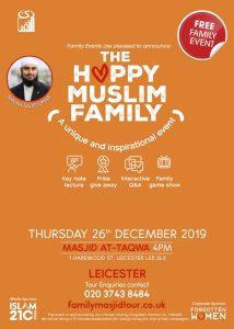 The Happy Muslim Family 2019