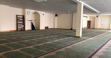 Masjid Hall